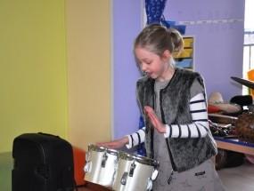 Mini show perkusyjne
