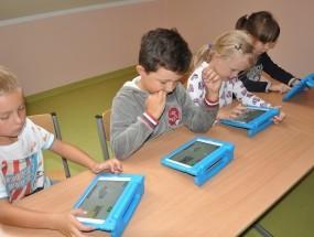 Pracujemy na iPadach